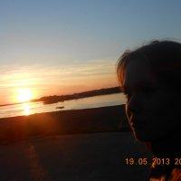 закат :: Анастасия Филиппова