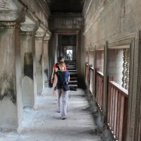 Камбоджа. Ангкор-Ват. По древним коридорам :: Владимир Шибинский