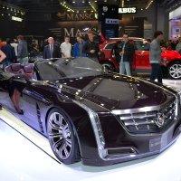 Автосалон MIMS-2012. Cadillac Ciel Concept :: Борис Русаков
