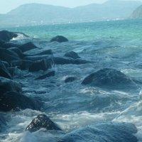 Морской берег :: ирина гунгор