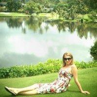 Озеро :: ирина гунгор