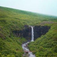 Водопады в Исландии :: Татьяна Кузнецова