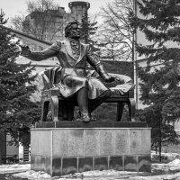 Памятник М.И. Глинке .Новосибирск. :: Елена Черненко