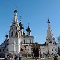 церковь :: Константин Трапезников