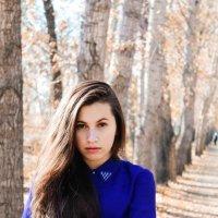 Осенний портрет :: Настя Радаева