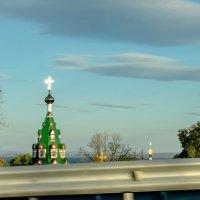 Купол храма священномученика Евсевия Самосатского :: Александр Морозов