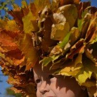 Куколка-осень :: Мария Горбатюк