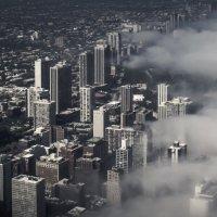 Анастасия Лебедева - Чикаго Туман :: Фотоконкурс Epson