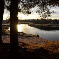 Солнце встаёт... :: Сергей Шашкин