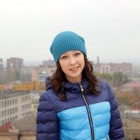 Загадка девочка :: Валерия Коваленко