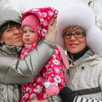 3 поколения :: Андрей Желнин