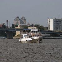 На Днепре. :: Александр Матвеев