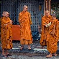 5 монахов :: Elena Kuznetsova