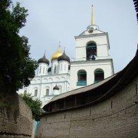Псковский кремль (этюд 2) :: Константин Жирнов