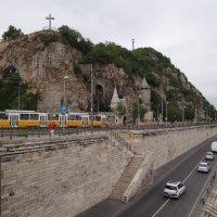 Гора Геллерт в Будапеште. :: Ольга