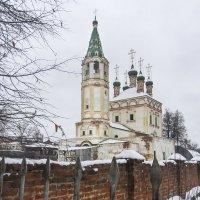 на храмовой горе в г. Серпухов. :: Евгений Поляков