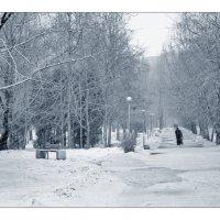 Снежно... :: Nonna