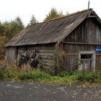 Старый дом... :: Надежда Кашицина