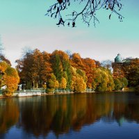 В парке :: Надежда Кашицина