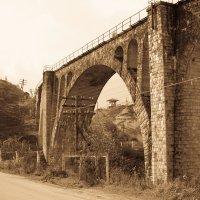 мост 1800 какого то года :: Владимир Коптев