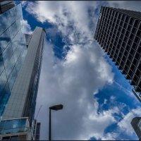 Небо над Франкфуртом :: Наталья Rosenwasser
