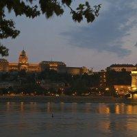 Вечерний Будапешт :: Михаил ЯКОВЛЕВ