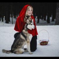 Красная шапочка :: Daria Shkvero
