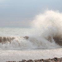 Море волнуется... :: Олег Фролов