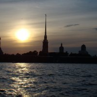 Белые ночи Санкт-Петербурга :: Константин Жирнов