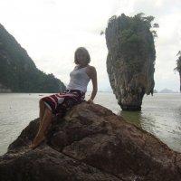 Остров Джеймс Бонд :: ирина гунгор