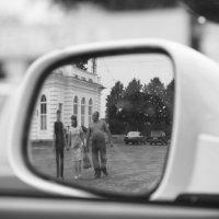 Дружный шаг родителей :: Юлия Уткина