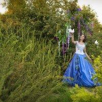Принцесса из сказки :: Марианна Пономарева