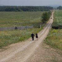 Дальняя дорога :: Юлия Уткина