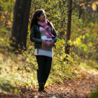 Беременность как украшение :: Ольга Лобанова