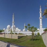 Мечеть шейха Зайда :: Андрей Шаронов