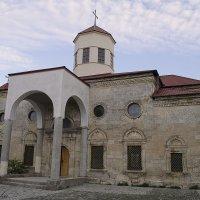 Армянская церковь Сурб-Никогайос,основана с 1817 года. Евпатория. :: Юлия Андреева