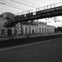вокзал :: Надёна .