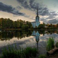 На озере :: Олег Кашаев