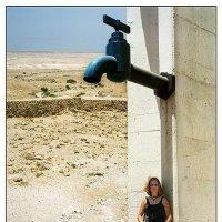 Когда в кране нет воды ... :: Георгий Столяров