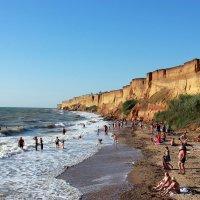 Андреевский пляж :: Анастасия Никитина