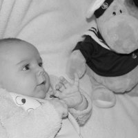 малыш :: Екатерина Ануфриева