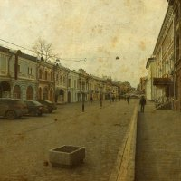 В губернском городе N... :: Валерий Молоток