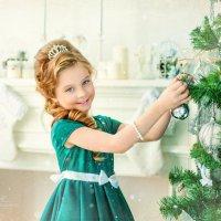 Новогодние чудеса :: Ольга Шеломенцева