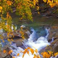 у водопада :: valeriy g_g