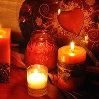 Романтика свечей (версия 2) :: Станислав Стариков