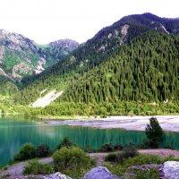 Исыкское озеро 2012 :: Tanana К