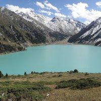 Большое Алматинское озеро, сентябрь 2010 :: Tanana К
