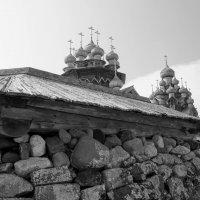 Монастырь :: Артём Ворбьёв