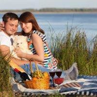 Ирина и Илья :: Владимир Мельников
