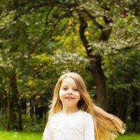 Проуглка в парке :: Ольга Володяева